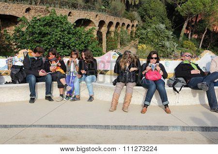 Gaudi Landmark, Barcelona