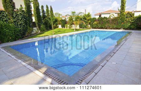 swimming pool expensive real estate