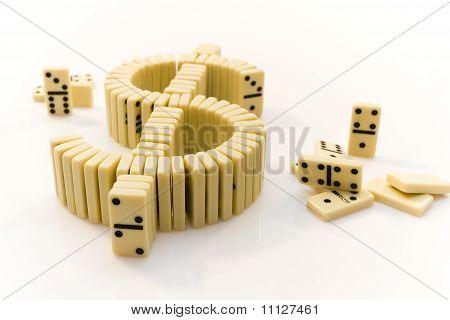 Domino bricks
