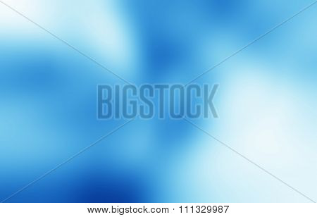 Blue White Background Abstract Sky Or Sunshine Concept, Peaceful Inspirational Blank Background With
