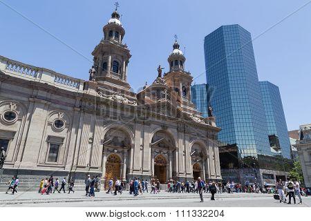 Santiago de Chile Cathedral