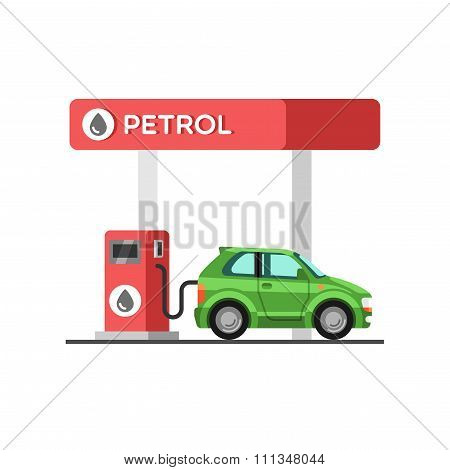 Fuel Petrol Station
