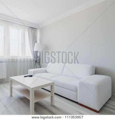 Cosy Light Living Room
