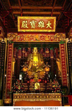 Chinese Buddhist Statue