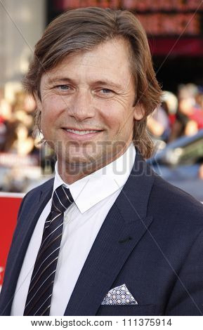Grant Show at the Los Angeles premiere of