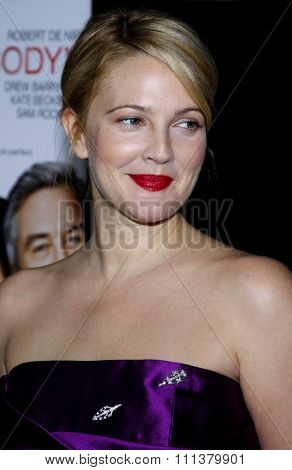 Drew Barrymore at the AFI FEST 2009 Screening of