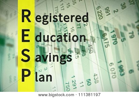 Registered Education Savings Plan