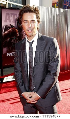 LOS ANGELES, USA - OCTOBER 2: Shawn Levy at the Los Angeles Premiere of
