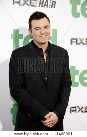 LOS ANGELES, USA - JUNE 21: Seth MacFarlane at the Los Angeles premiere of
