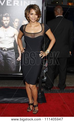 28/4/2009 - Hollywood - Halle Berry at the Los Angeles Premiere of