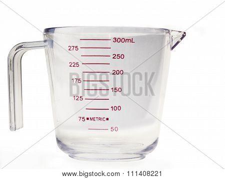 Measuring Cup Empty 1
