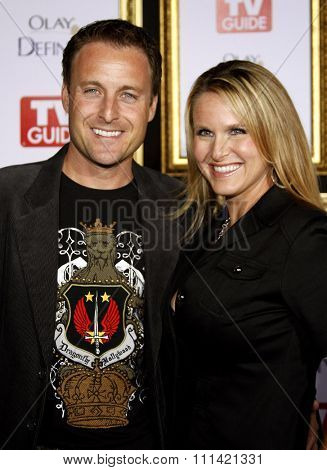 Chris Harrison attends the 5th Annual TV Guide's Emmy Awards Afterparty held at the Les Deux in Hollywood, California, United States on September 16, 2007.