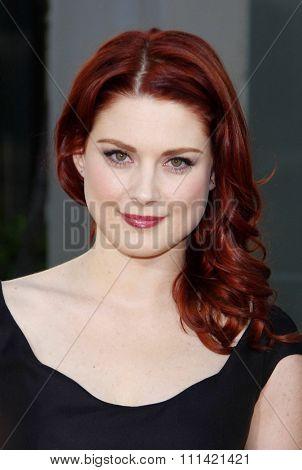 LOS ANGELES, USA - JUNE 21: Alexandra Breckenridge at the Premiere Of HBO's