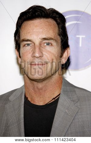 Jeff Probst at the HRTS'