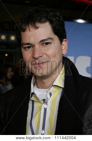 HOLLYWOOD, CALIFORNIA. March 19, 2006. Carlos Saldanha attends the World Premiere of