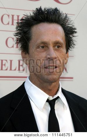 Brian Grazer at the 75th Diamond Jubilee Celebration for the USC School of Cinema-Television held at the USC's Bovard Auditorium in Los Angeles, United States on September 26 2004.