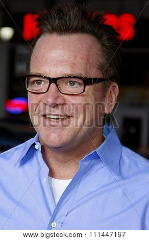 Tom Arnold attends the World Premiere of