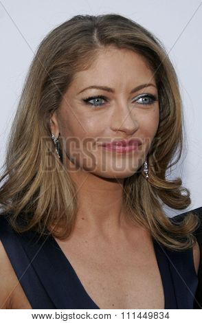 06/10/2006 - Bel Air - Rebecca Gayheart at the Chrysalis' 5th Annual Butterfly Ball  held at Italian Villa Carla and Fred Sands in Bel Air, California, United States.
