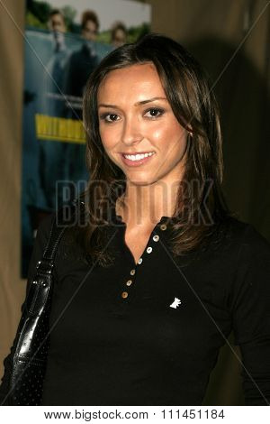 Giuliana Rancic at the Los Angeles premiere of