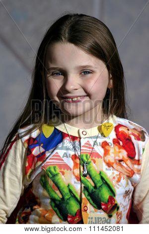 03/01/2005 - Hollywood - Abigail Breslin at