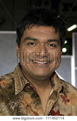 03/01/2005 - Hollywood - George Lopez at