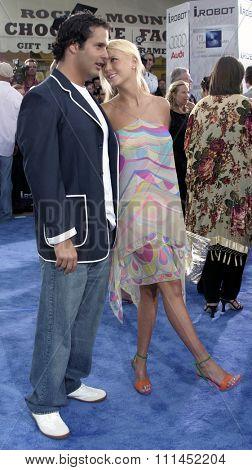 Tara Reid at the Los Angeles premiere of