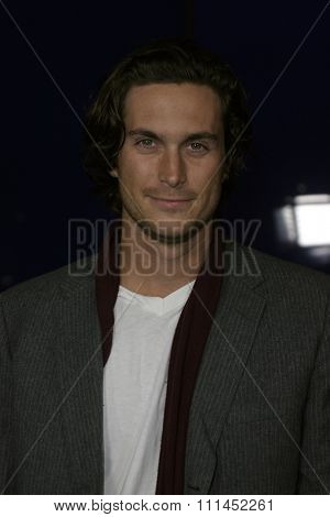 Oliver Hudson at the WB Television Network's All-Star Summer TCA Party held at the Pacific Design Center in West Hollywood, USA on July 14, 2004.