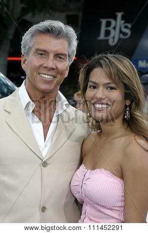 Michael Buffer at the Los Angeles premiere of