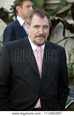 Brian Cox at the Los Angeles premiere of