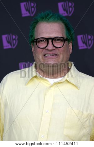 Drew Carey at the WB Network's 2004 All Star Party held at the Lounge At Astra West in Los Angeles, California United States on  July 14, 2004.
