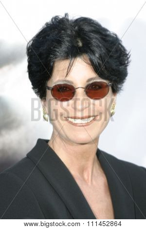Tina Sinatra at the Los Angeles premiere of