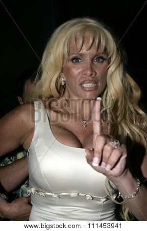 19 August 2004 - Hollywood, California - Victoria Gotti. Pelle Pelle's Celebrity Catwalk for charity hosted by Nicole Richie at the Palladium in Hollywood.
