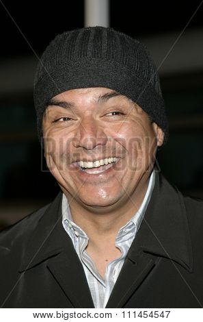 03/23/2005 - Hollywood - George Lopez at the