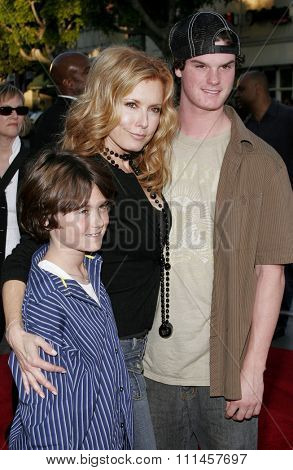 June 14, 2006. Tracey E. Bregman attends the Los Angeles Premiere of