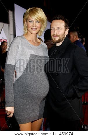 09/11/2009 - Hollywood - Jenna Elfman and Bodhi Elfman at the World Premiere of