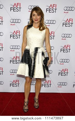 Sasha Alexander at the AFI FEST 2014 Special Tribute To Sophia Loren held at the Dolby Theatre held at the Dolby Theatre in Los Angeles on November 12, 2014 in Los Angeles, California.