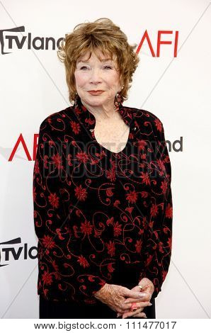 Shirley MacLaine at the 40th AFI Life Achievement Award Honoring Shirley MacLaine held at the Sony Studios in Los Angeles on June 7, 2012.