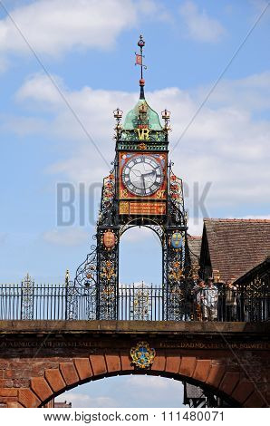 Eastgate Clock, Chester.