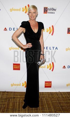 Tabatha Coffey at the 23rd Annual GLAAD Media Awards held at the Westin Bonaventure Hotel in Los Angeles on April 21, 2012.