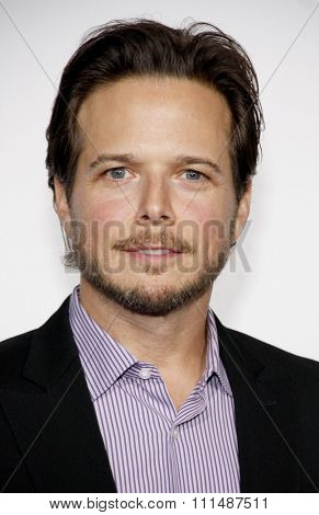 Scott Wolf at the 2012 American Giving Awards held at the Pasadena Civic Auditorium in Pasadena on Decmber 7, 2012.