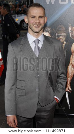 Dominic Monaghan at the Los Angeles premiere of 'X-Men Origins: Wolverine' held at the Grauman's Chinese Theatre in Hollywood on April 28, 2009.