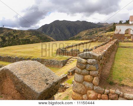 Chinchero, Cusco, Peru.