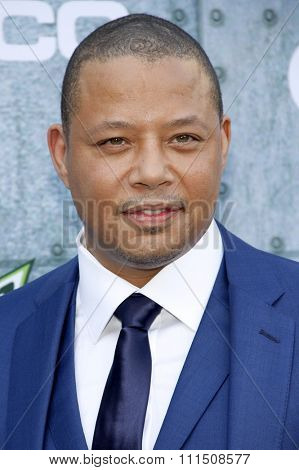 Terrence Howard at the 2015 Spike TV's Guys Choice Awards held at the Sony Pictures Studios in Culver City, USA on June 6, 2015.