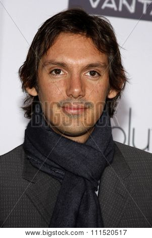 Lukas Haas at the Los Angeles premiere of 'Revolutionary Road' held at the Mann Village Theater in Westwood on December 15, 2008.