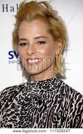 Parker Posey at the Los Angeles premiere of 'Irrational Man' held at the WGA Theatre in Beverly Hills, USA on July 9, 2015.