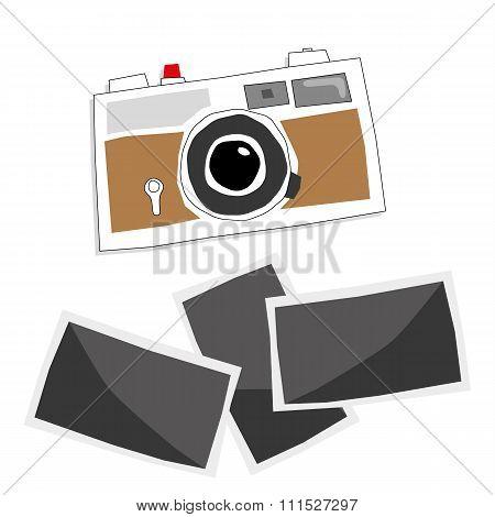 Camera and Photographs