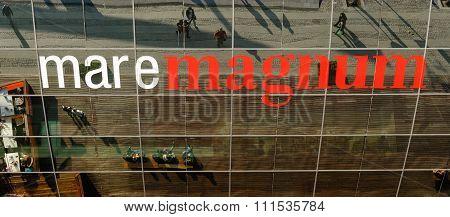 Mare Magnum At Rambla De Mar.