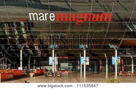 Mare Magnum At Rambla De Mar