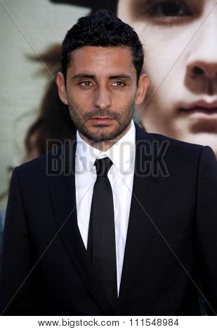 Jaume Collet-Serra at the Los Angeles premiere of 'Orphan' held at the Mann Vilage Theater in Westwood, USA on July 21, 2009.