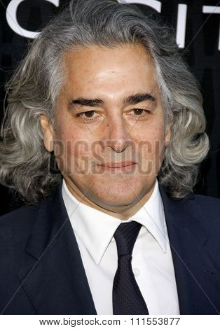 Mitch Glazer at the Los Angeles premiere of Starz Series 'Magic City' held at the DGA Theater in Hollywood, USA on March 20, 2012.